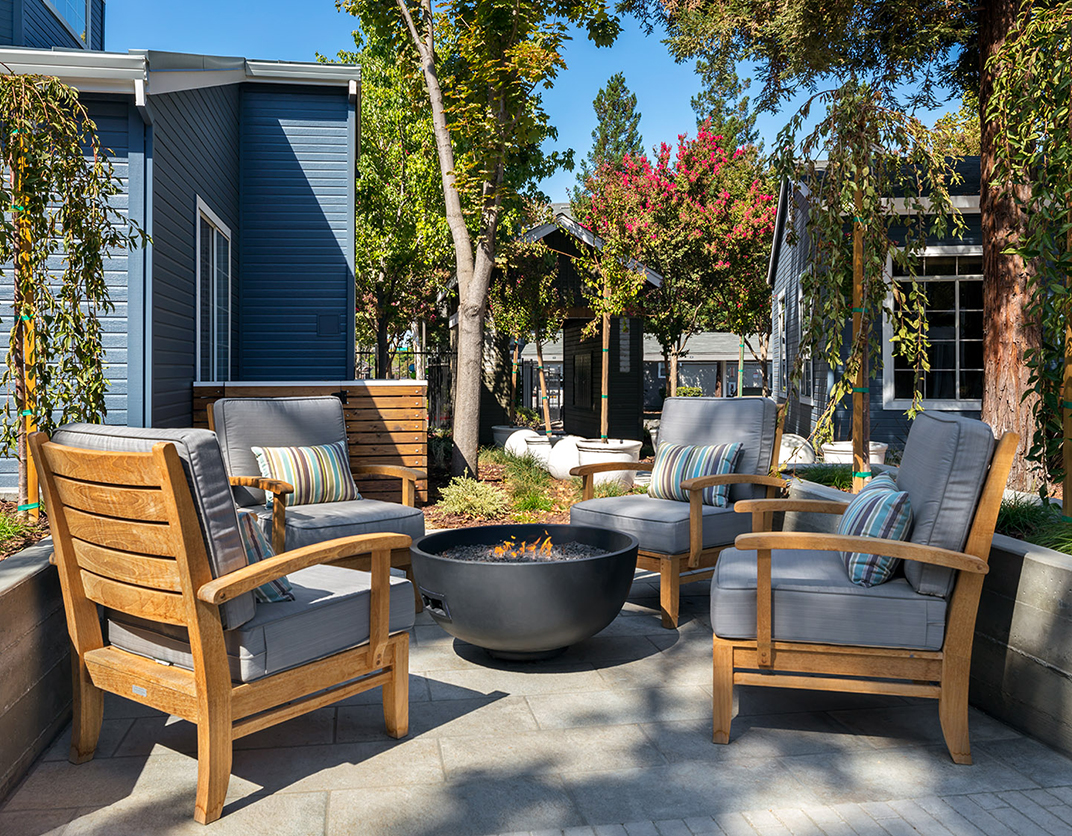 Saybrook Pointe - San Jose, CA - Patio